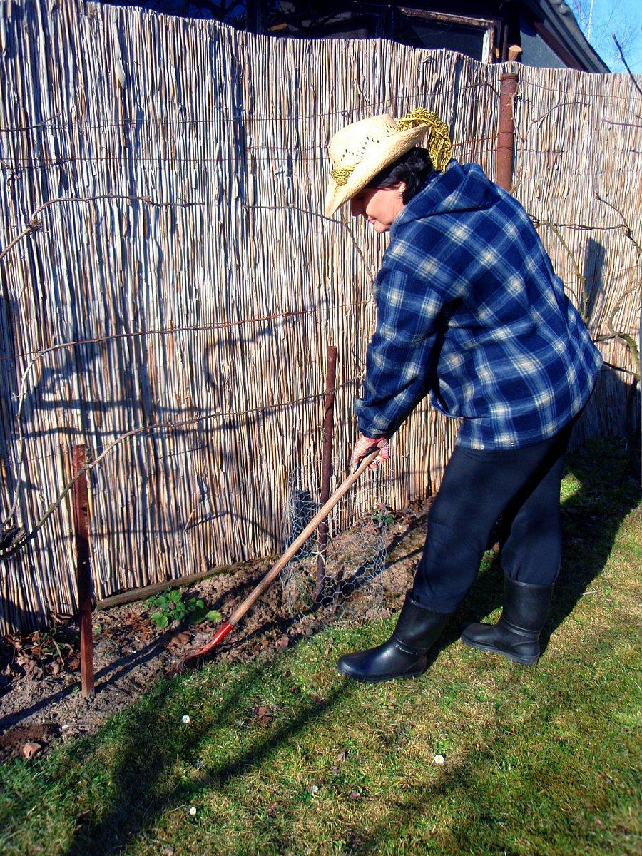 Nejčastější chyby při práci na zahradě
