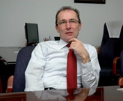 Stanislav Matýšek, ředitel firmy NAVERTICA
