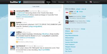 Takto vypadá protekční tweet aerolinek JetBlue.
