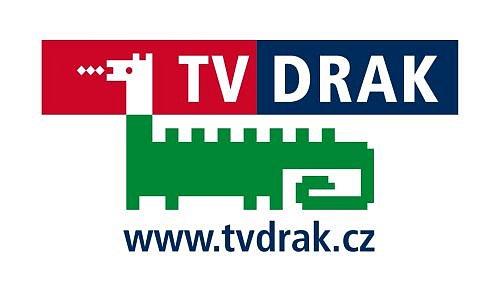 Logo nové televizní stanice TV Drak