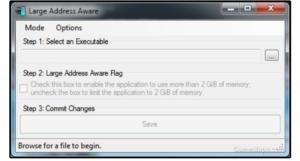 Instalací aktualizace Large Address Aware zvětšíte maximální velikost souboru Excelu ze stávajících 2 GB na 4 GB.