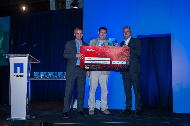 ALEF Distribution získala evropskou cenu za distribuci dat v cloudu