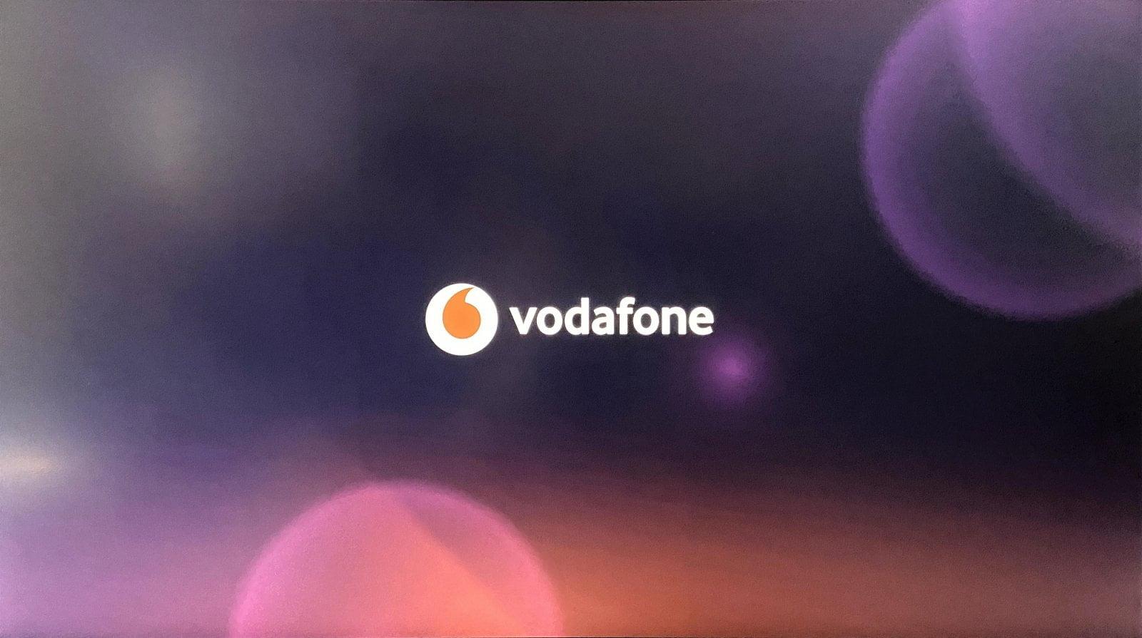 Instalace Vodafone TV
