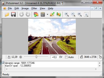 Pomocí Picturenaut vytvoříte HDR fotografie