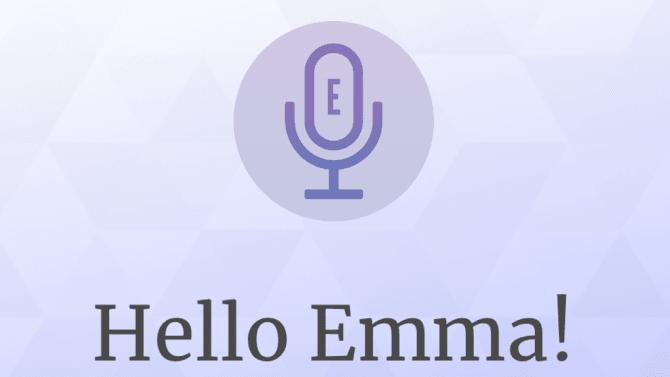 [aktualita] Hello Emma je náhrada za Siri od Applu, která umí česky. K dispozici je zdarma