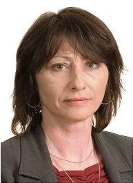 Eliška Volfová, ředitelka sekce provádění důchodového pojištění ČSSZ (08/2017).