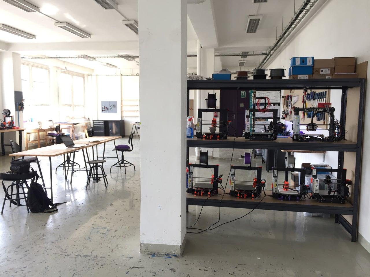 Makerspace FutLab, komunitní dílna v Praze