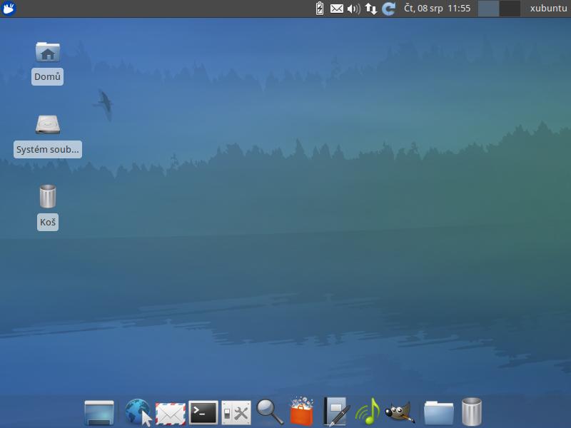 Xubuntu 12.04 LTS
