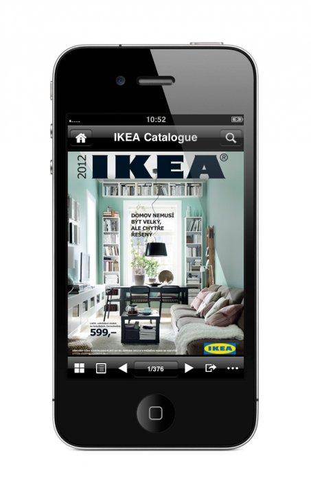 Katalog IKEA na iPhone