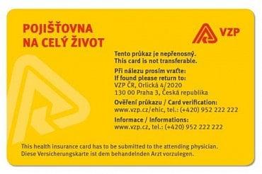 Nová podoba průkazu pojištěnce platná od 17. 9. 2019 rub.