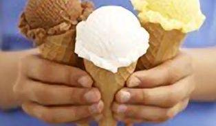 Salmonelu z točené zmrzliny nechytíte. To spíš z grilovaného masa