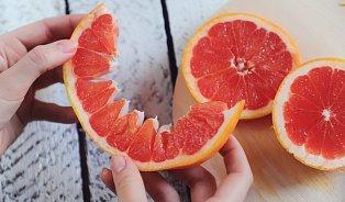 5receptů, jak naplno využít účinky grapefruitu