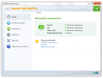 ESET NOD32 Antivirus 5
