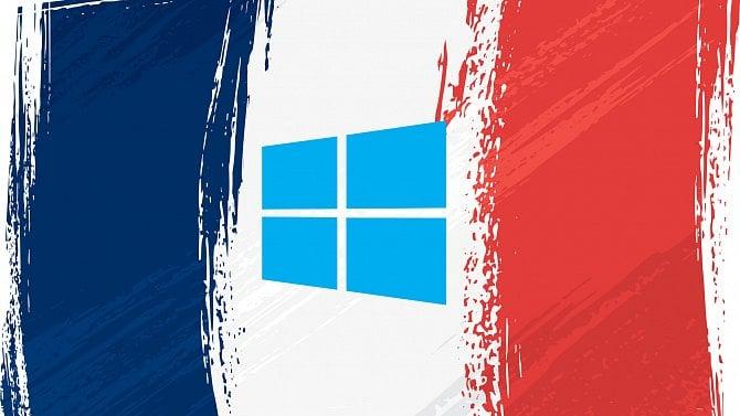 Francie vyčítá Microsoftu: Windows 10sbírá moc dat