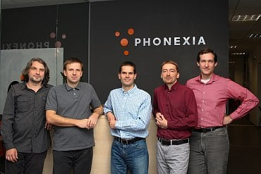 Tým Phonexia