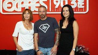 DigiZone.cz: Rádio Expres FM mění moderátory ranní show
