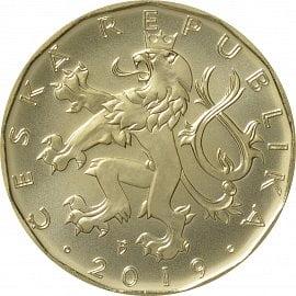 Lícová strana mince.