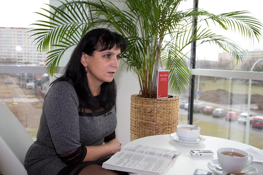 Rozhovor s Klárou A. Samkovou