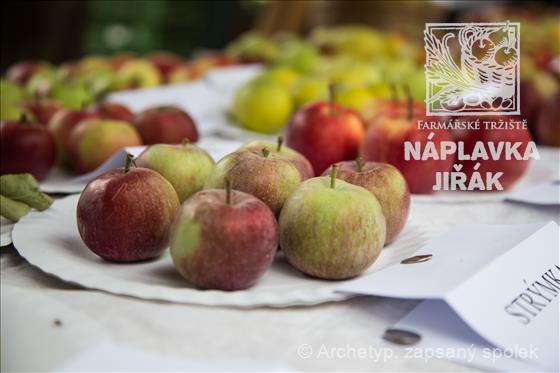 Jablečné slavnosti a festival cideru 2015 na Jiřáku
