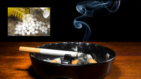 Probudit se k kouření