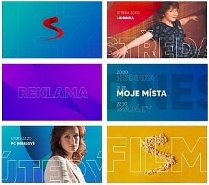 Grafika TV Seznam od září 2020