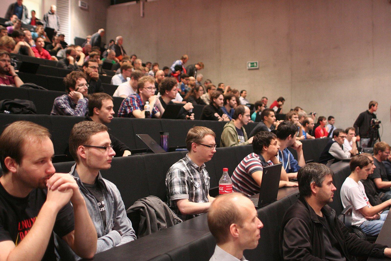 LinuxDays 2015 sobota