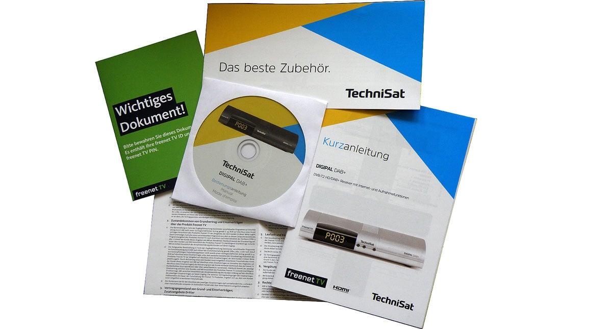 TechniSat DigiPal DAB+ - různé