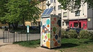 Lupa.cz: Praha zprovoznila první chytré kadibudky