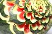 Melounové umění