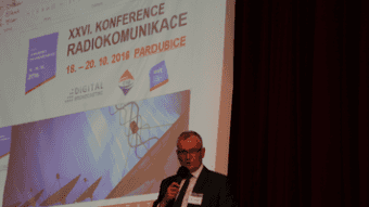DigiZone.cz: První den konference Radiokomunikace