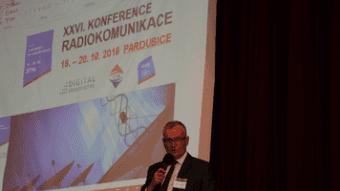 DigiZone.cz: První den konference Radiokomunikace