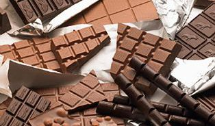 Šedivá čokoláda není vadná, jen kvete