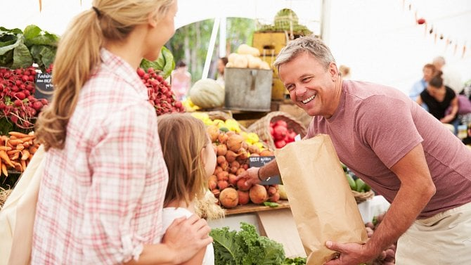 Chcete pořádat farmářské trhy? Dbejte na dobré jméno, vysokou kvalitu a pravidla