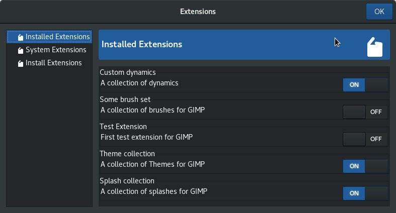 GIMP 2.10.6