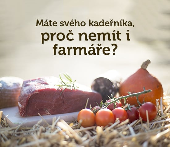 Nákup z farmy: čerstvé potraviny přímo zákazníkům