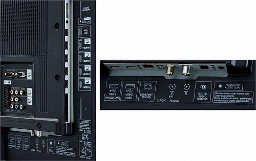 Rozhraní je víc než dost a nechybí ani výstup na sluchátka či SCART. HDMI je však pouze na boku, a to někdy může komplikovat život. Mechanika karty SD je určena pouze pro některé země, kde se používá v rámci videopůjčovny.