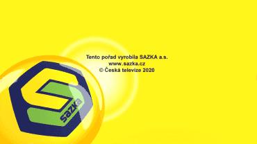 Pořad vyrábí Sazka ve svém studiu, na konci je však copyright České televize.