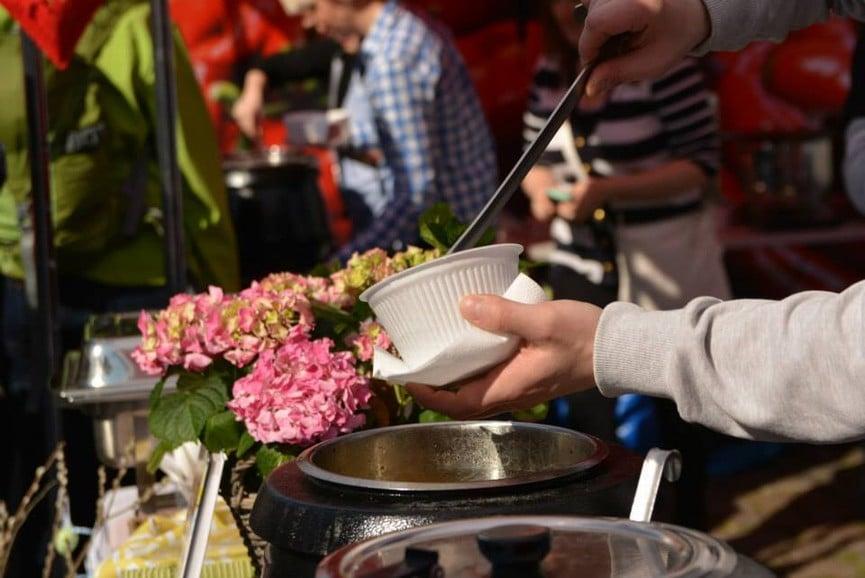 Festival Polívkování a guláše