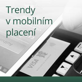 Logo Trendy v mobilním placení