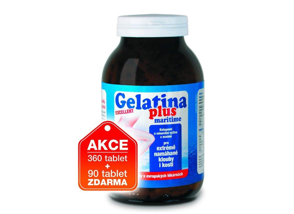 Gelatina plus 450 tablet