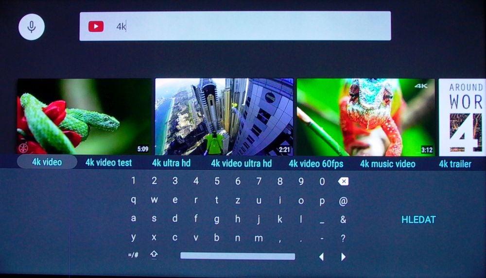 Nvidia Shield TV 2017 - YouTube a 4K