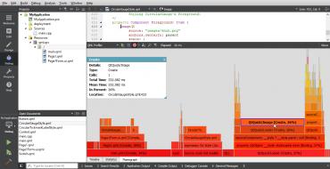 Qt Creator 4.0 s novým vzhledem a ukázkou Flamegraph