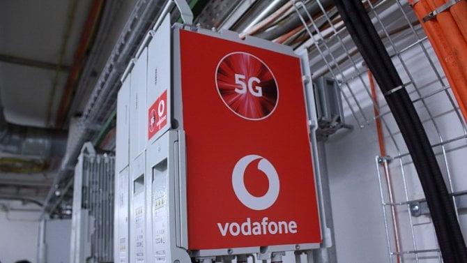 [aktualita] Vodafone v pěti městech spustil svou 5G síť, pokryl také část pražského metra