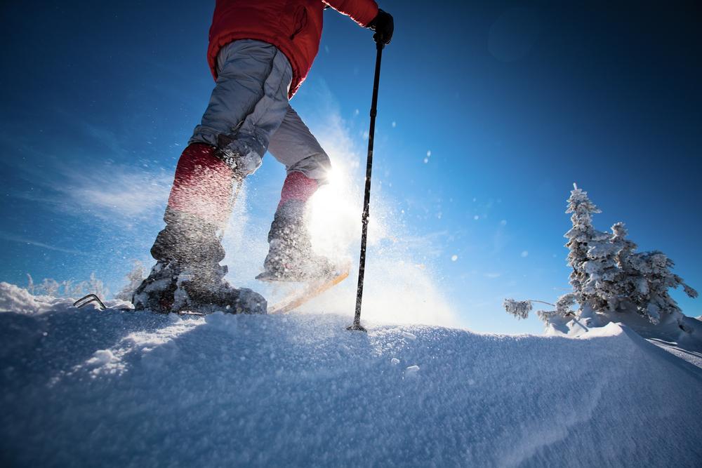 zima, zimní sporty, sníh, sport
