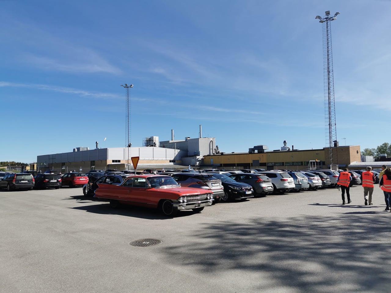 Automatizovaná výroba společnosti Sandvik Coromant ve Švédsku