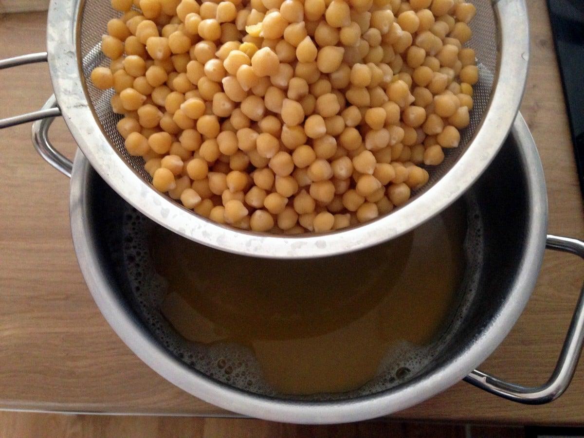 Jak vyrobit z aquafaby majonézu?