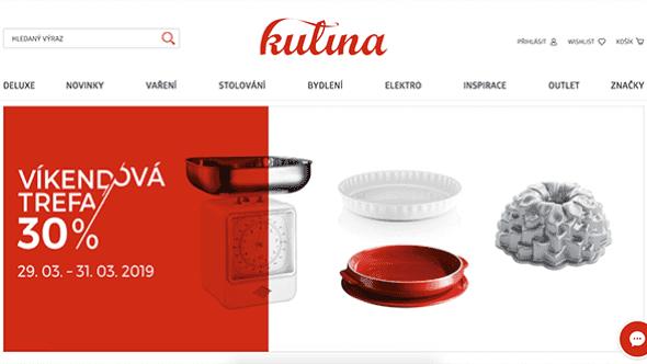 [aktualita] Největší kuchyňský e-shop Kulina.cz je v insolvenci, dluží přes 330 milionů