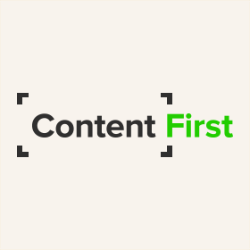Logo Content First 2017