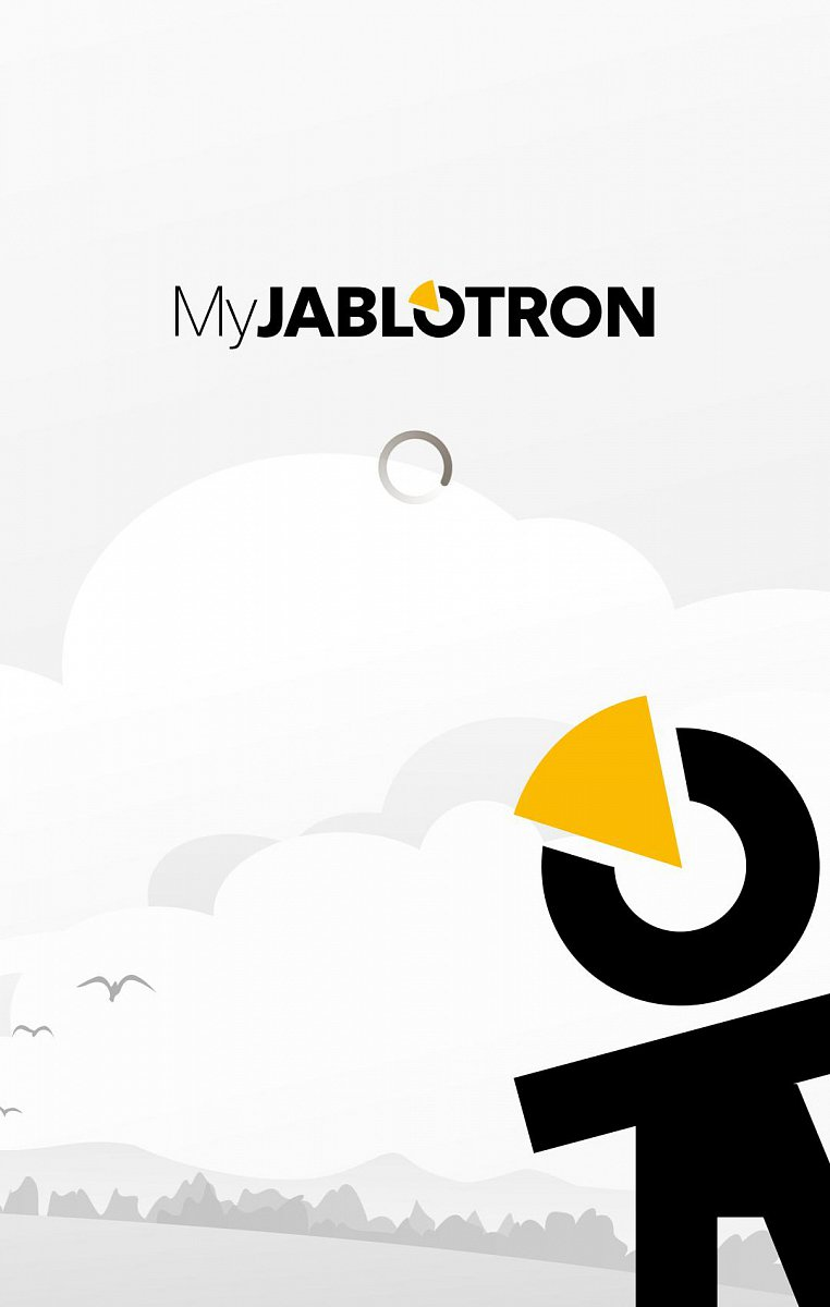 Jablotron 100 - aplikace MyJablotron