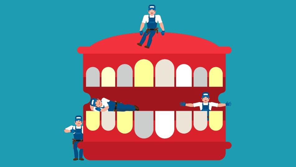 Odstraňovat zubní kámen octem nebo MMS může jen blázen